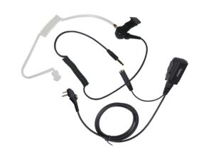 OPTIONAL Earpiece with Push to Talk & Mic