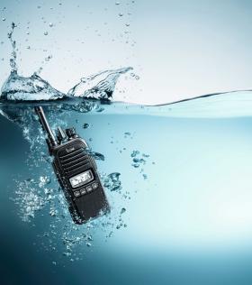 Waterproof Icom IC-41PRO